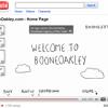 Boone Oakley har hele deres hjemmeside på YouTube